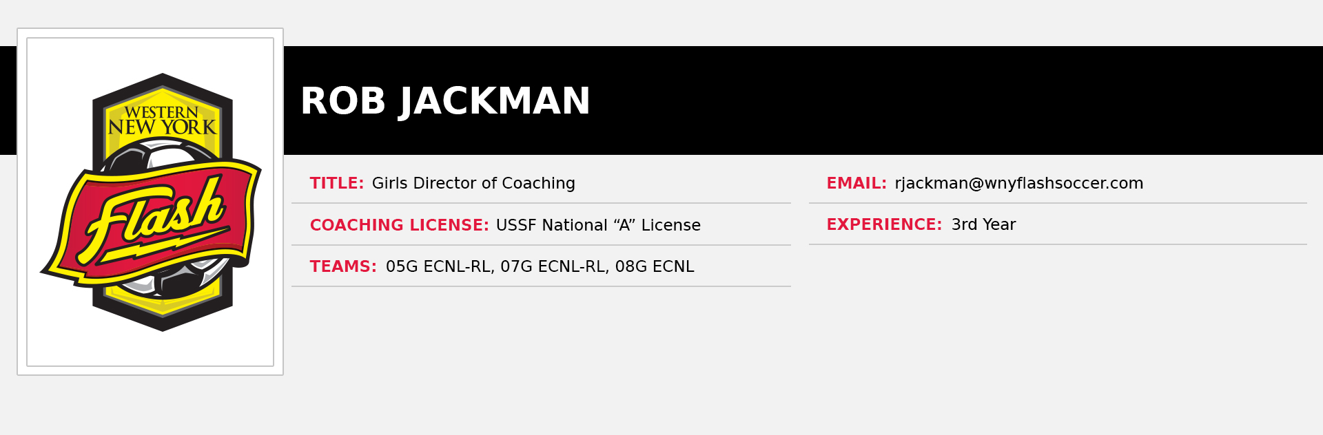 Rob Jackman